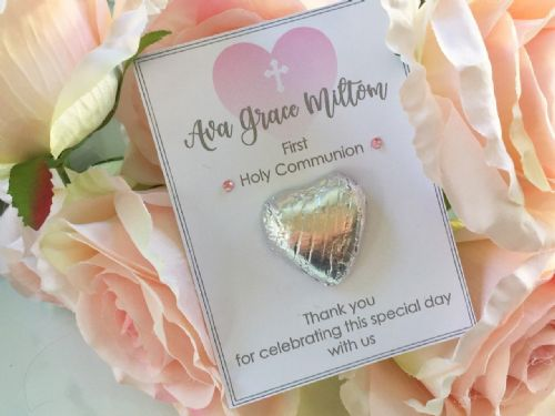 First Holy Communion Favours